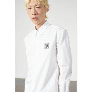 NEW Etudes x Keith Haring White Button Down Shirt